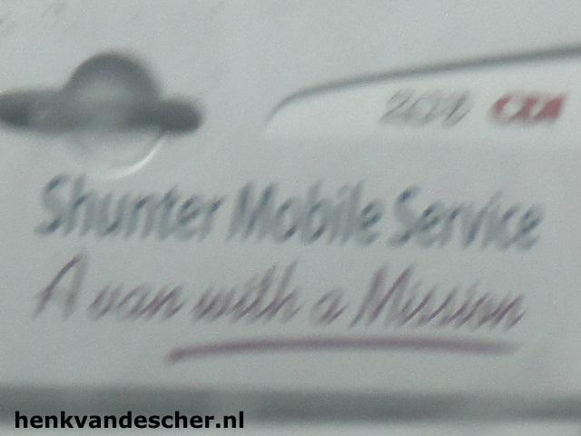 S Hunter :: A Van With A Mission