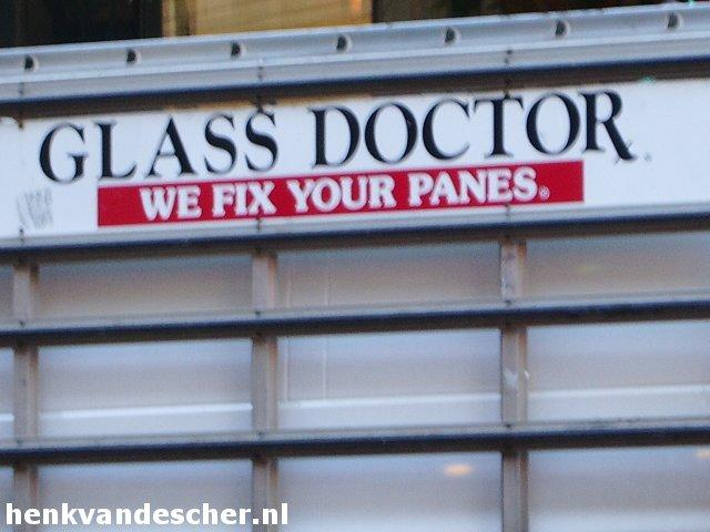 Glass Doctor :: Fixes all your Panes