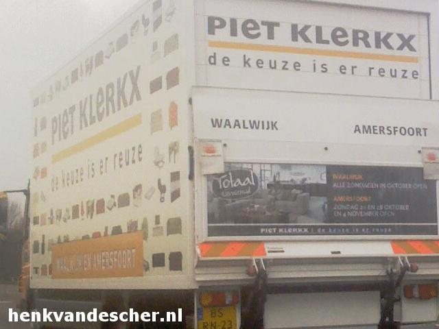 Piet Klerkx Amersfoort : Piet klerkx :: de keuze is er reuze :: henk van de scher advertising